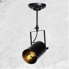 Прожектор в стиле лофт PL521208A-1 BK