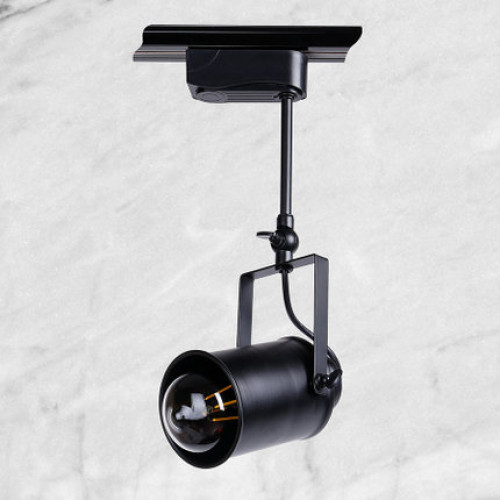 Прожектор на треке PL521207B-1 BK