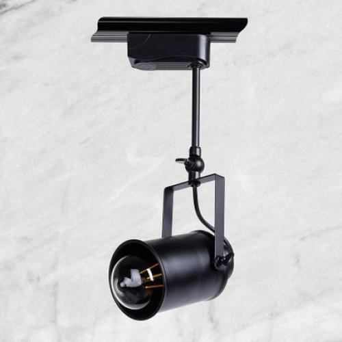 Прожектор на треке PL521208B-1 BK