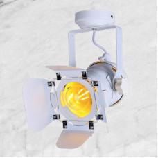 Прожектор в стиле лофт PL5218 WH