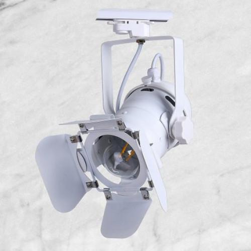 Прожектор на треке PL5217 WH
