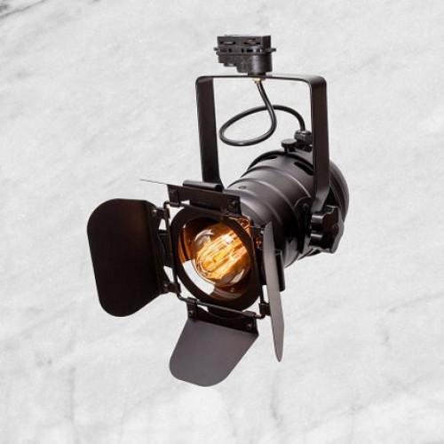 Прожектор на треке PL5219 BK