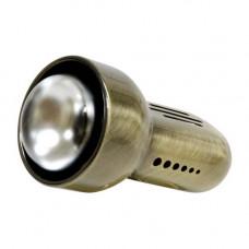Світильник Feron RAD63 S античне золото з вимикачем 14870