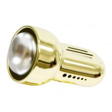 Світильник Feron RAD50 S золото з вимикачем 14804