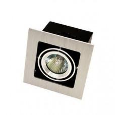 Точечный светильник врезной под патрон GU 5.3 Prima Luce 101