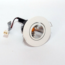 Точечный светодиодный светильник врезной Prima Luce 450 3W
