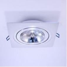 Точечный светильник врезной под патрон G53 Prima Luce 3011