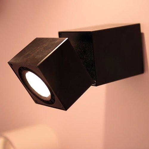 Точечный светодиодный светильник накладной Prima Luce 107530 12W