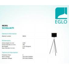 Торшер Eglo SCIGLIATI 98391