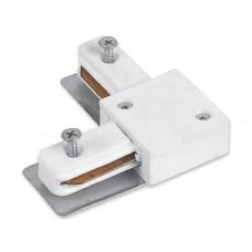 Конектор кутовий LD1005 білий 10359
