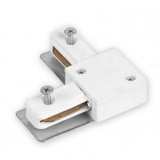Конектор кутовий LD1101 білий 40006