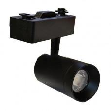 Трековый светильник светодиодный SRSCW7 10W с Антибликовым покрытием