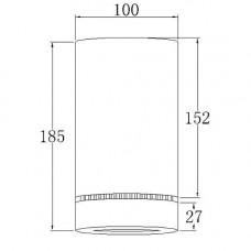 Светодиодный трековый светильник Prima Luce AR-G014