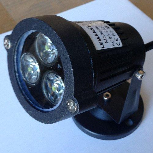 Тротуарный светильник LM978 3W